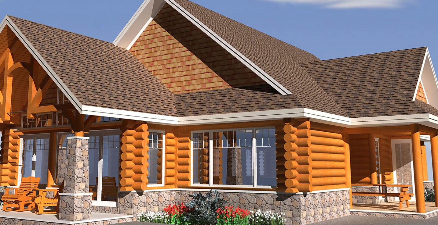 Wooden House Plans Designs