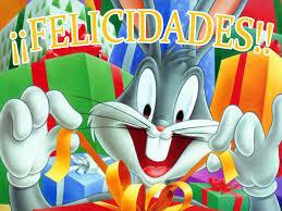 imagenes animadas de felicidades conejo
