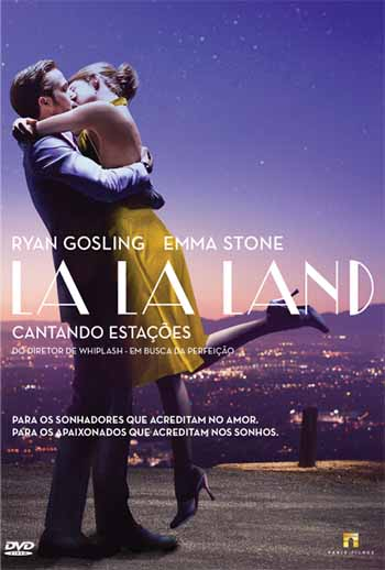 La La Land: Cantando Estações Torrent - BluRay 720p/1080p Dual Áudio