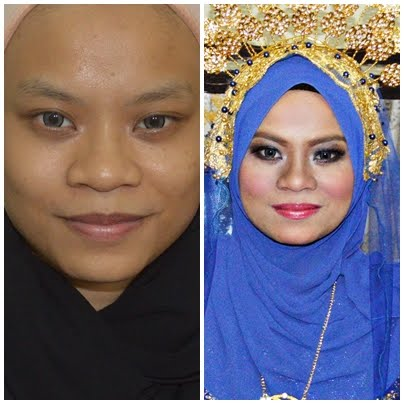 Makeup Berinai 5 Feb 2016