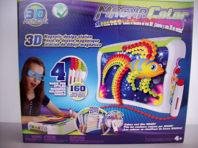 100 5166 Magna Color 3D Art Board Review