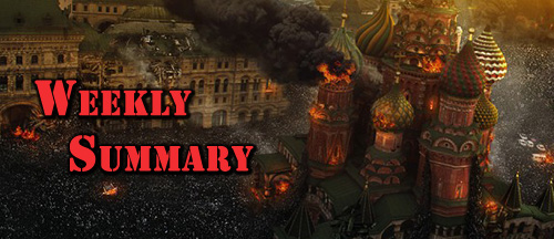 World War Z Weekly Summary