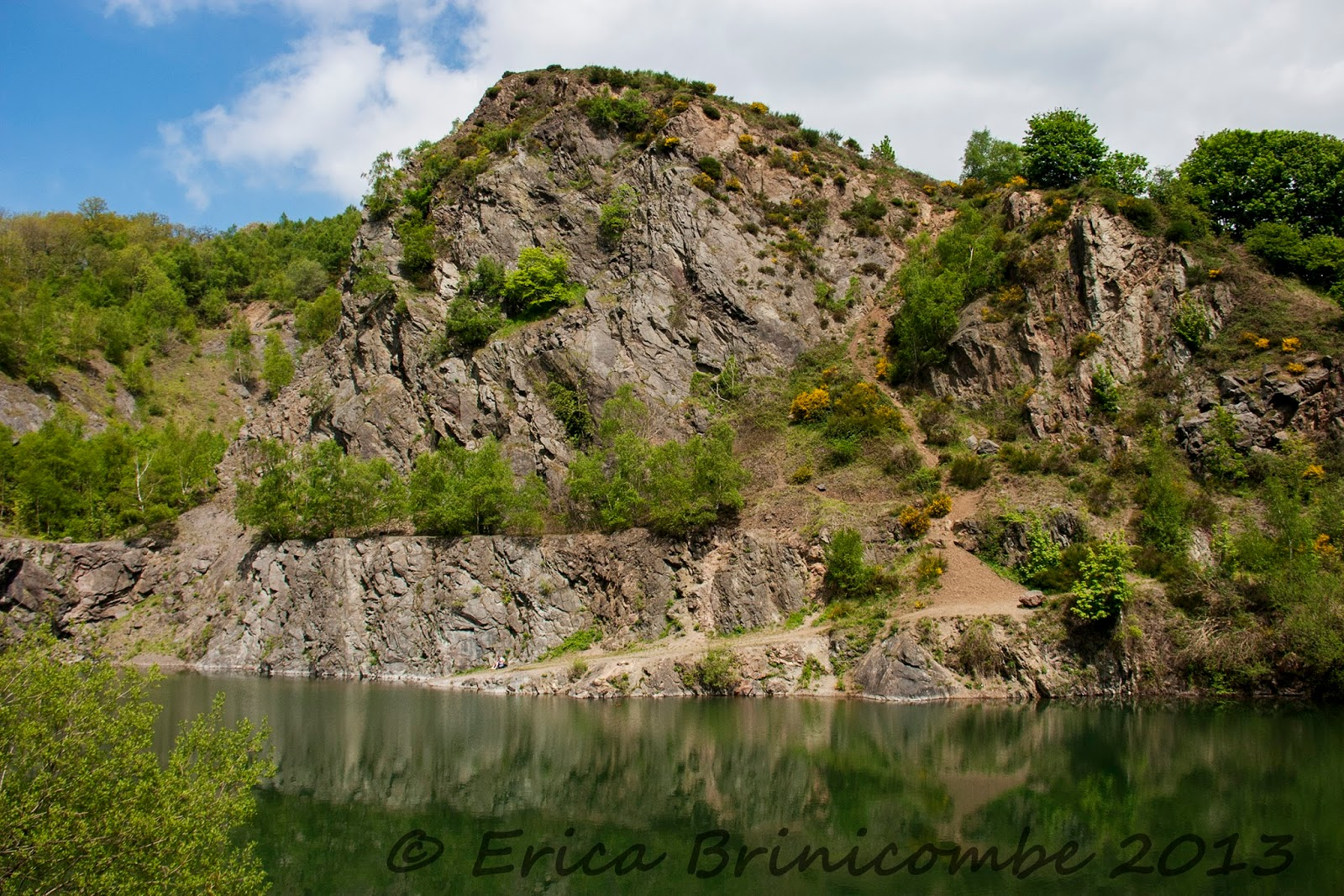 Erica brinicombe photography gullet quarry malvern for Landscape rock quarry alberta