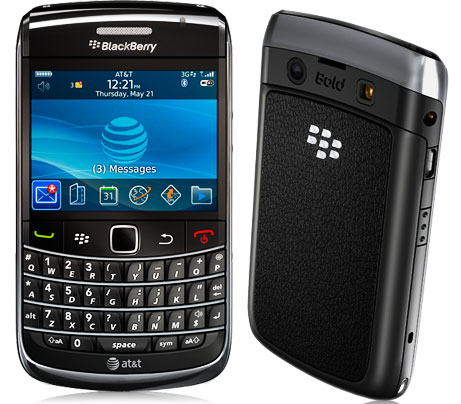 Harga BlackBerry Terbaru Agustus 2012