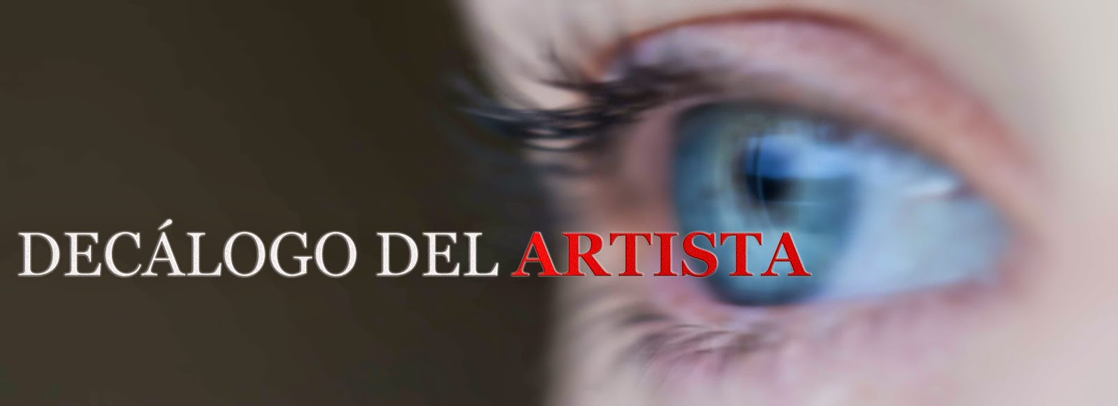 Gabriela Mistral decalogo del artista