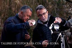 TALLERES Y CURSOS DE FOTOGRAFÍA CON PACO ELVIRA