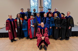 Dr. Jon Pahl and the LTSP faculty