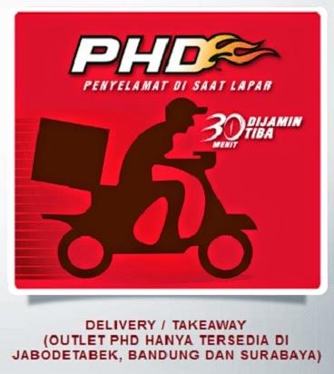 2015, Daftar Harga, Harga Menu, PHD Online Delivery Paket Hemat, PHD Online Delivery, No PHD Online Delivery,