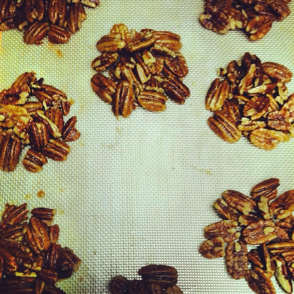 Haute + Heirloom: Gourmet Spiced Turtles with Vanilla Bean ...