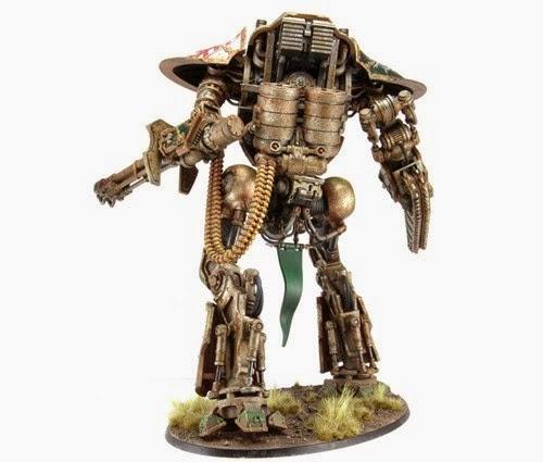 Cerastus Knight-Acheron trasera