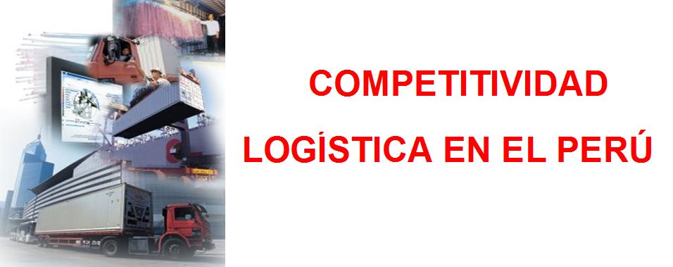 competitividad logistica en el peru