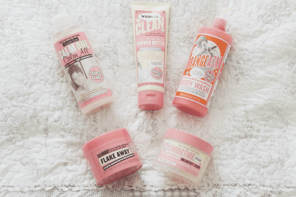 Soap & Glory Favourites