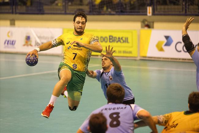 Victorias de Brasil sobre Uruguay y Túnez | Mundo Handball