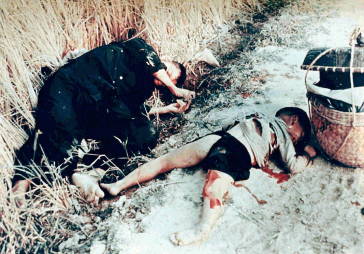 a history of the my lai massacre in the vietnam war Short term : how did they feel about calley what did they protest for what was done about the protests long term: how did they feel about vietnam veterans.