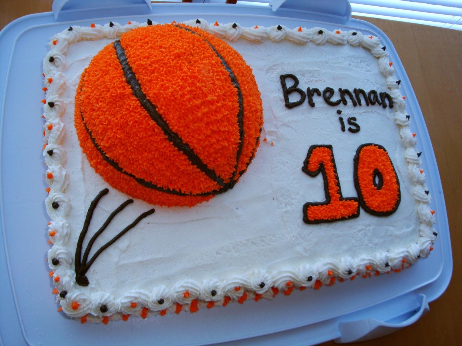 Basketball Soccer Ball Cakes Crocker Cake Chronicles