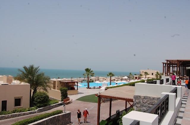 A relaxing escape at Cove Rotana in Ras Al Khaimah