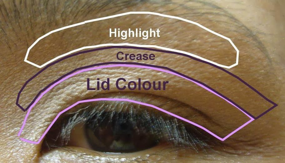 Eyeshadow tutorial for asian eye shapes deep set hooded almond eye eyeshadow tutorial for asian eye shapes deep set hooded almond eye of faces and fingers ccuart Images