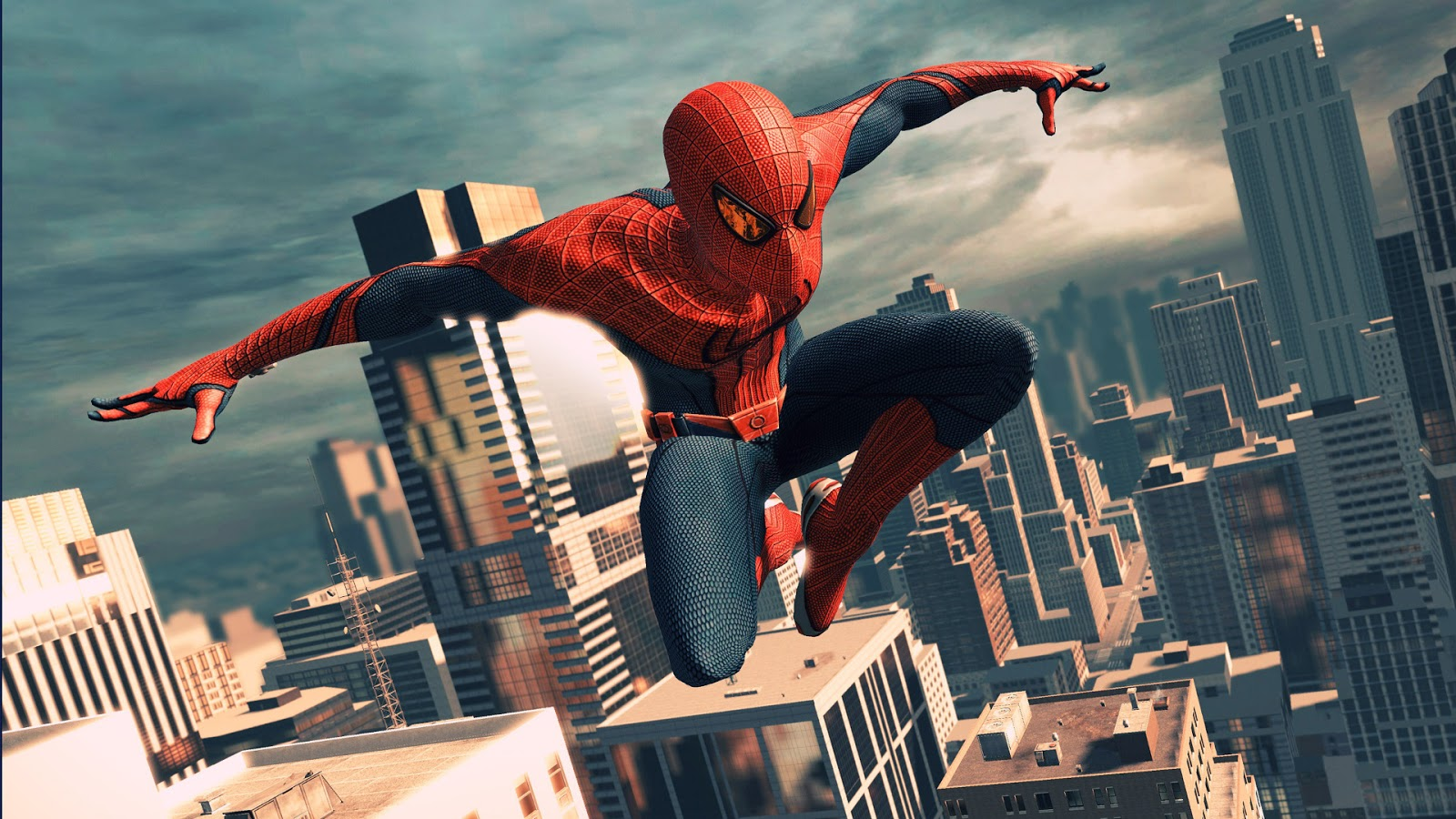 Movie The Amazing Spiderman HD Wallpapers