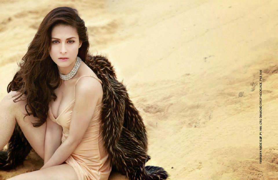 marian rivera march 2014 fhm scan
