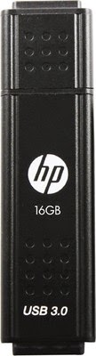 Flipkart : HP x705w 16 GB USB 3.0 Pendrive at Rs. 648 | Read 80 MB/s, Write 30 MB/s Utility