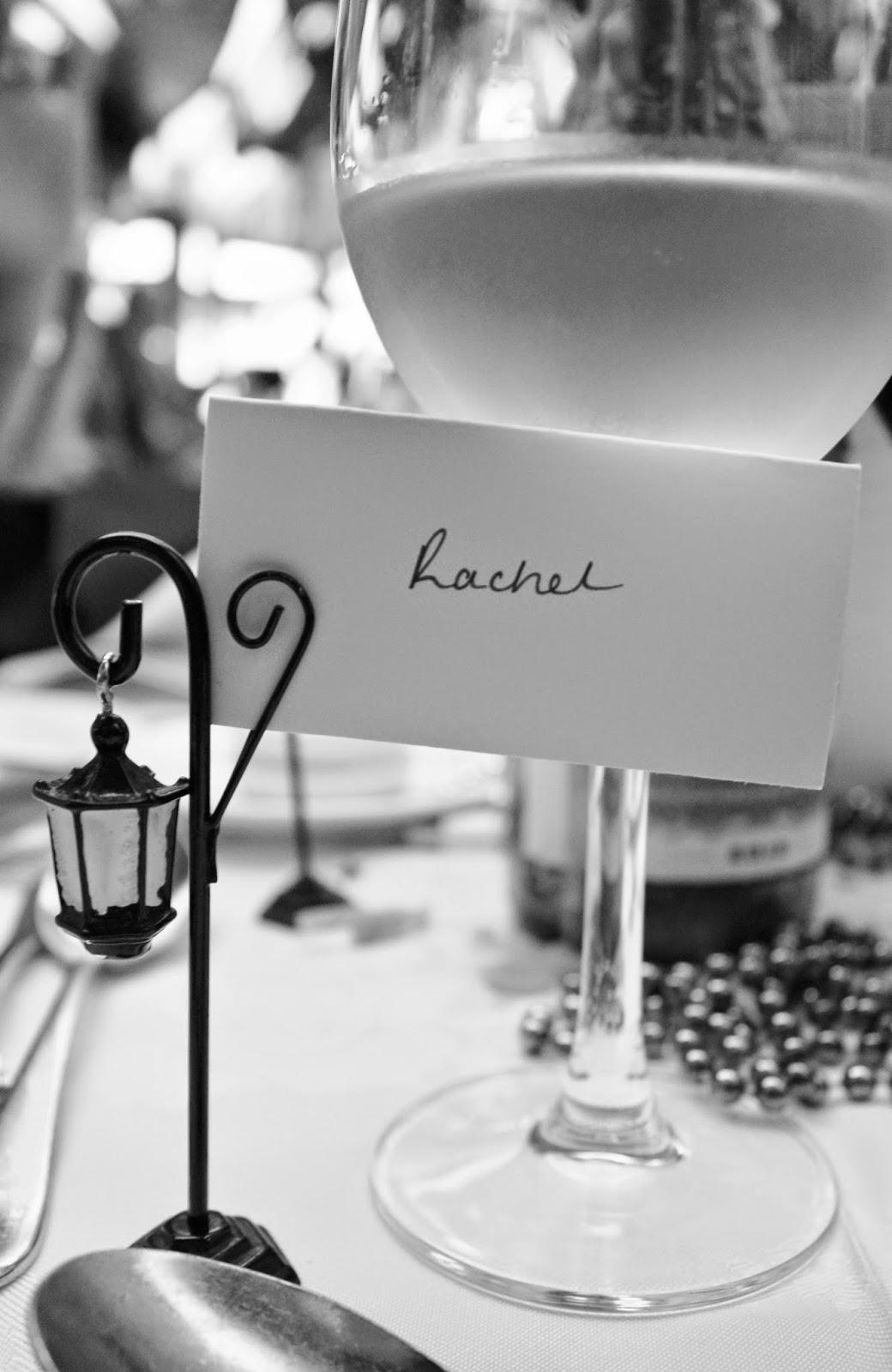 Wedding Name Place Holder Rachel