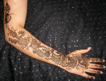 #11 Mehndi Designs Wallpaper