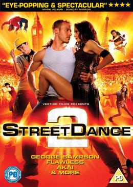 Street Dance 2 2012 poster