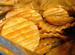 Resep Mudah Cara Membuat Kripik Kentang Potato Chips Renyah