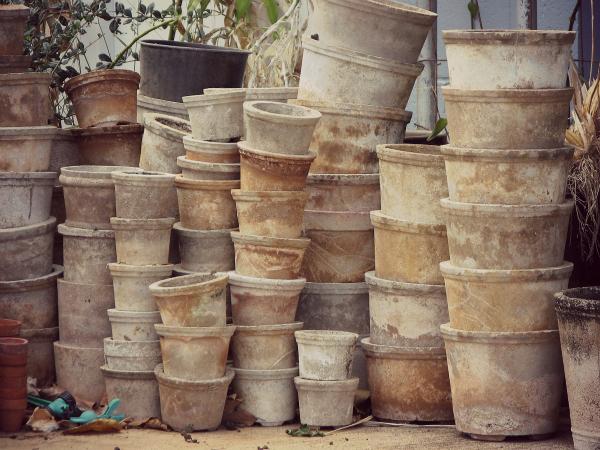 Baxtron life tending your marriage garden - Maceteros de cemento ...