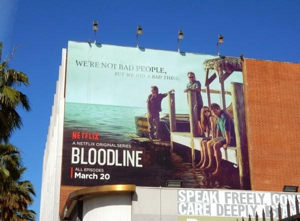 Bloodline season 1 billboard