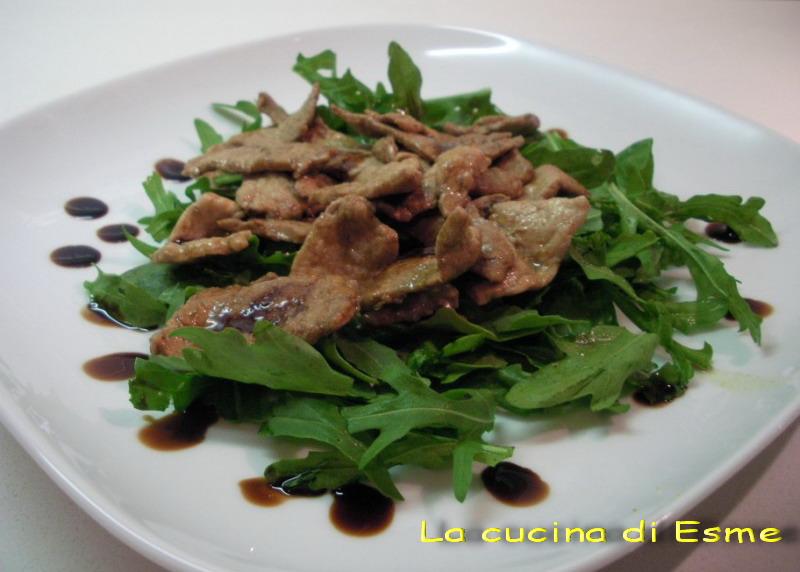La cucina di esme straccetti di vitella al nero d 39 avola - La cucina di esme ...