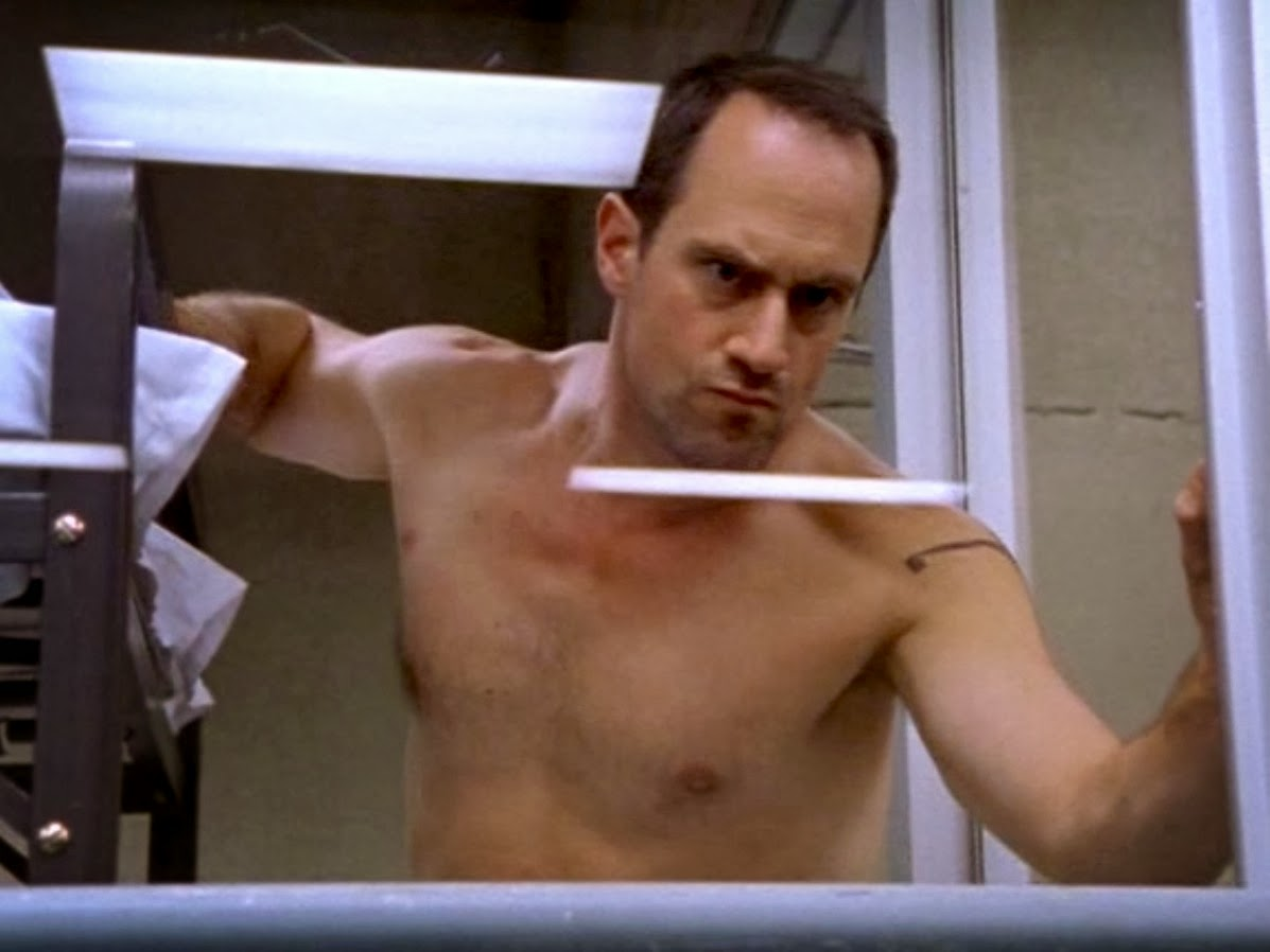 Rather Yes, Chris meloni dick pic regret