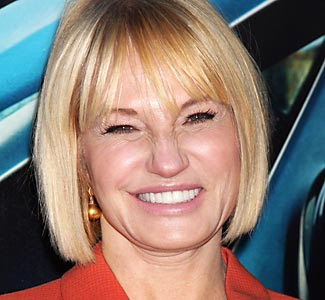 April 16 Birthdays Ellen Barkin Veteran Actress Ellen Barkin Has