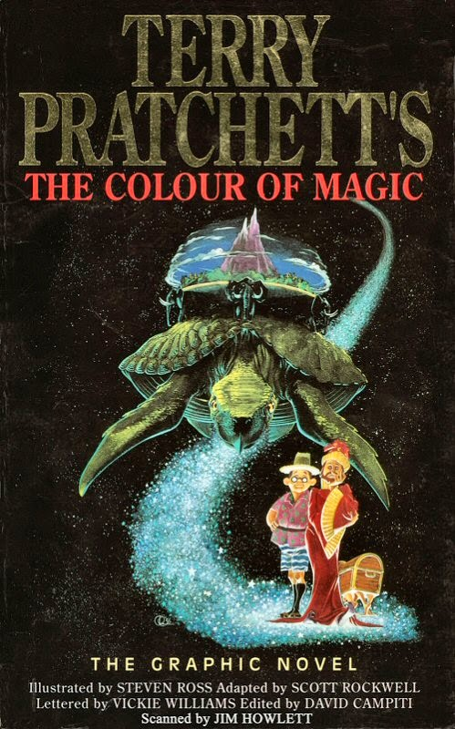 The colour of magic: The Graphic Novel