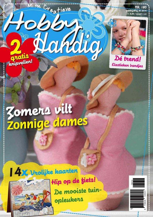 Hobby Handig nr. 180 2014