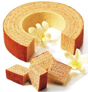Japanese Baum Cake Recipe