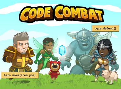 Code Combat - разработка игр