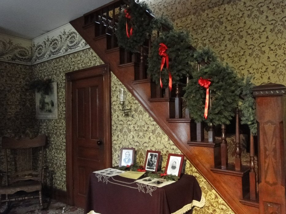 gallery for gt christmas decorated houses inside xmas inside house decorations images