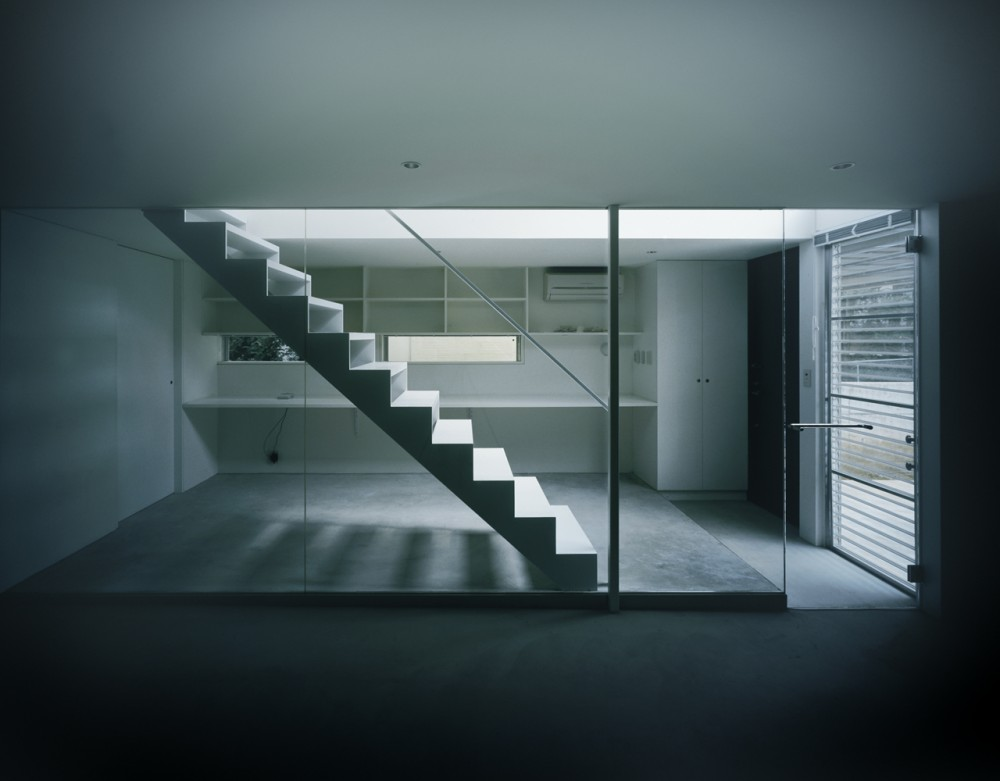 Beautiful houses industrial design minimalist house tokyo japan plans - Industrial design homes ...