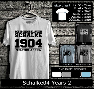 `kaos distro schalke04 years 2