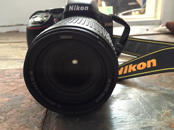 A week through the lense NIKON D5300 DSLR