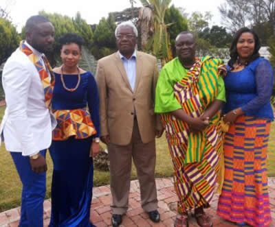 BBAfrica Elikem Kumordzie Pokello Nare Traditional Wedding