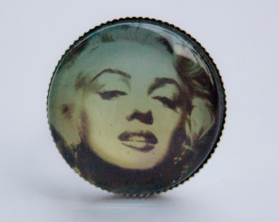 Panic Handmade design Marilyn Monroe