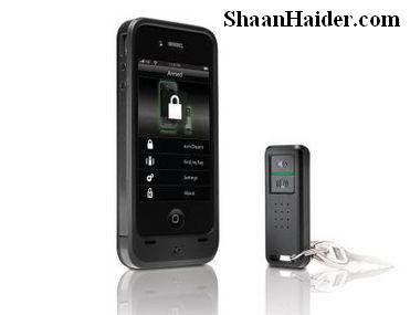 BungeeAir Wireless Security Tether for iPhone