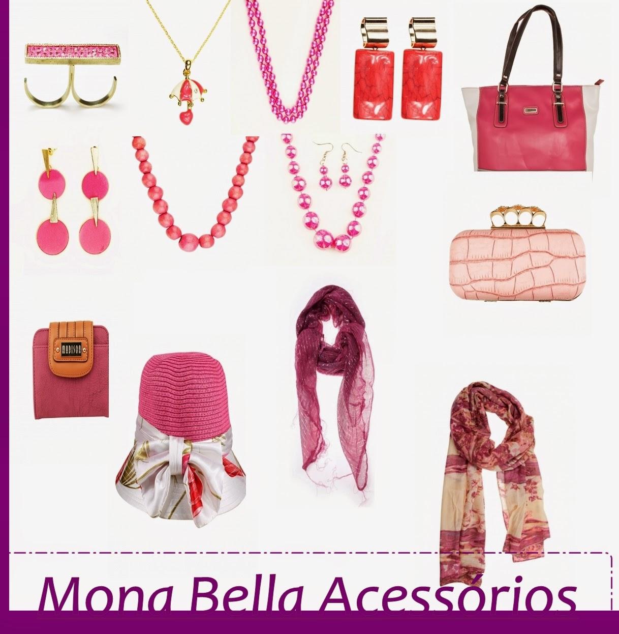 Criada por Mariana Matias/através de produtos selecionados da Mona Bella Acessórios.