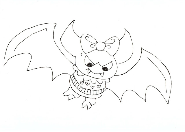 Draculaura Dawn Of The Dance Coloring Page