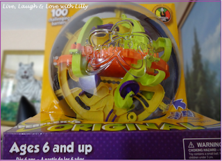 fun educational toys, kids, maze ball, review