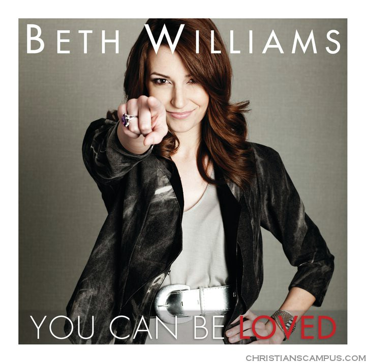 Beth Williams - You Can Be Loved EP 2011 English Christian Album Download
