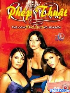 Phép Thuật Phần 2 - Charmed Season 2