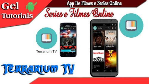 Terrarium TV : ShowBox Killer v1.3.5 Modded Apk, Series e Filmes Online ( Video Tutorial )